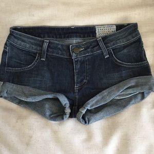 Siwy Jean Shorts